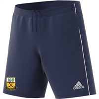 Beagh Hurling Core18 Training Short - Youth - Navy/White