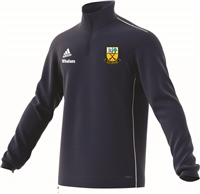 Beagh Hurling Core18 Training Top - Navy/White