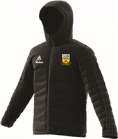 Beagh Hurling Jacket18 Winter Jacket - Black/White