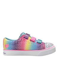 Skechers S Lights Twinkle Breeze 2.0 (PS) - Multi