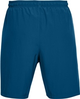 Under Armour Mens Woven Graphic Shorts - Blue Marl