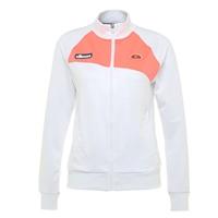 Ellesse Womens Monarch Track Top - White