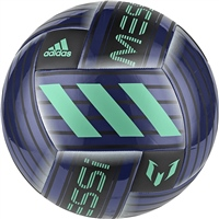 Adidas Messi Q2 Football - Navy/Black/Green