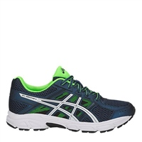 Asics Gel Contend 4 GS - Navy/Volt/White