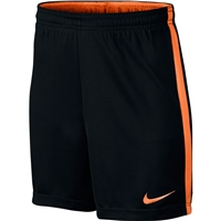 Nike Boys Dry Academy Shorts K - Black/Orange