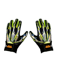 ATAK Sports Bionix GAA Gloves - Black/Volt/White