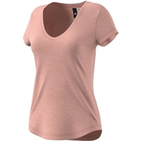 Adidas Womens Winners Tee - Pink