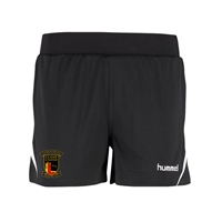 Clane United FC Authentic Charge 2-in-1 Shorts Women - Black
