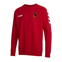 Clane United FC Core Cotton Sweat - Red