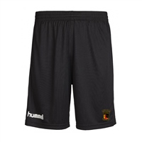 Clane United FC Core Poly Shorts - Black