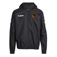 Clane United FC Core Spray Jacket - Black