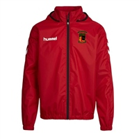 Clane United FC Core Spray Jacket - Red