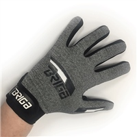 Briga Gaelic Glove - Grey/Black