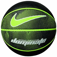 Nike Dominate Basketball - Black/Volt