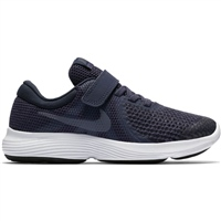 Nike Boys Revolution 4 (PSV) - Navy/Grey/White