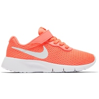 Nike Girls Tanjun Velcro PSV - Pink/Orange/White
