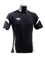 Briga Core Training Tee - Blk/Wht