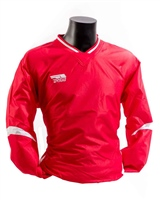 Briga Core Windbreaker - Red/Wht