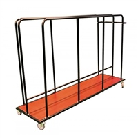 Sure Shot Vertical Mat Trolley