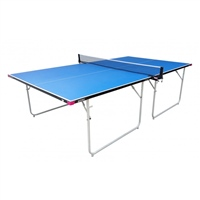 Butterfly Compact Indoor 19 Wheelaway Table & Accessories - Blue