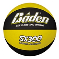 Baden SX300C Indoor / Outdoor Yellow & Black - Size 3
