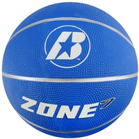 Baden Zone Blue Basketball - Size 7