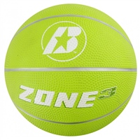 Baden Zone Green Basketball - Size 3