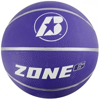 Baden Zone Purple Basketball - Size 6