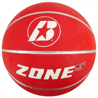 Baden Zone Red basketball - Size 5