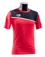 Briga Pro Training T-Shirt - Red/Blk/Wht