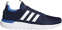 Adidas Mens CloudFoam Lite Racer - Navy/Royal/White