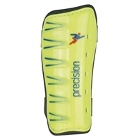 PT Precsion League Slip In Pads - Lime/Blue