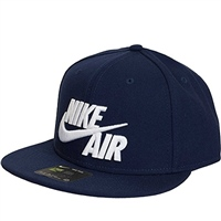 Nike Air True Cap Classic - Navy/White