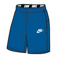 Nike Boys Sportwear AV15 Shorts - Royal