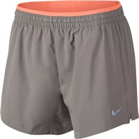 Nike Womens Elevate Shorts - 5inch - Tan