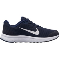 Nike Mens Runallday Trainers - Midnight Navy/White