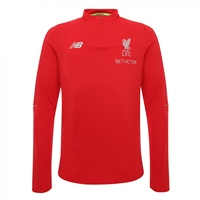 New Balance Liverpool LFC Midlayer Top 18/19 - Red