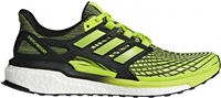 Adidas Mens Energy Boost Trainers - Volt/Black