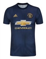 Adidas Manchester United 3rd Jersey 18/19 - Navy/Navy/Gold