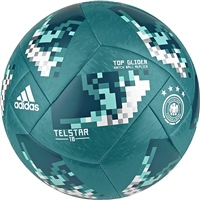 Adidas World Cup 18 Football DFB - Green/Black