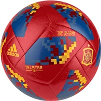 Adidas World Cup 18 Football FEF - Red/Blue