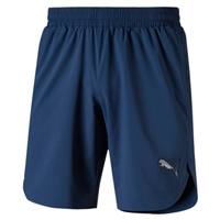 Puma Mens Evostripe Move Woven Shorts - Sargasso Sea
