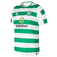 New Balance Celtic FC Home Jersey 18/19 - Green/White