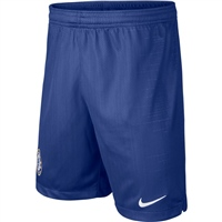 Nike Chelsea CFC Home Shorts 18/19 - Kids - Blue
