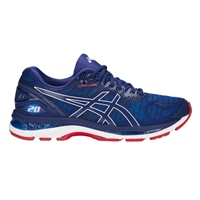 Asics Mens Gel Nimbus 20 Running Shoes - Navy