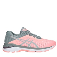 Asics Womens GT-2000 6 Running Shoes - Rose/Stone