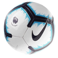 Nike Premier League Pitch Ball 18/19 - White/Blue/Purple