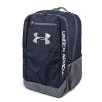 Under Armour UA Hustle Backpack - Navy
