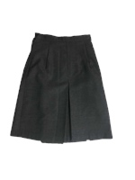 Skippy Ann Fahy Skirt - Grey