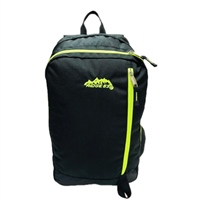 Ridge 53 Dawson Backpack - Black/Yellow